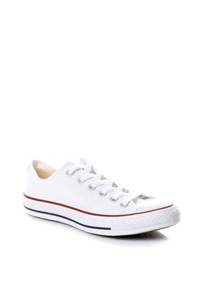 converse Beyaz Kadın / Kız Sneaker M7652c Chuck Taylor All Star Optıcal White Canvas
