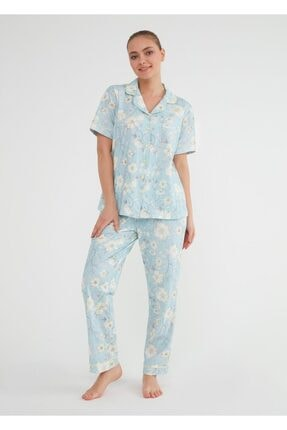 SUWEN Bade Maskulen Pijama Takımı