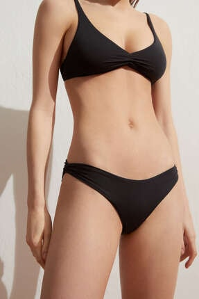 Oysho Kadın Ekstra Yumuşak Düz Klasik Bikini Altı