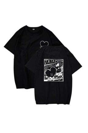 Kolpa Görkem Kore Bts Tata Mang T-shirt