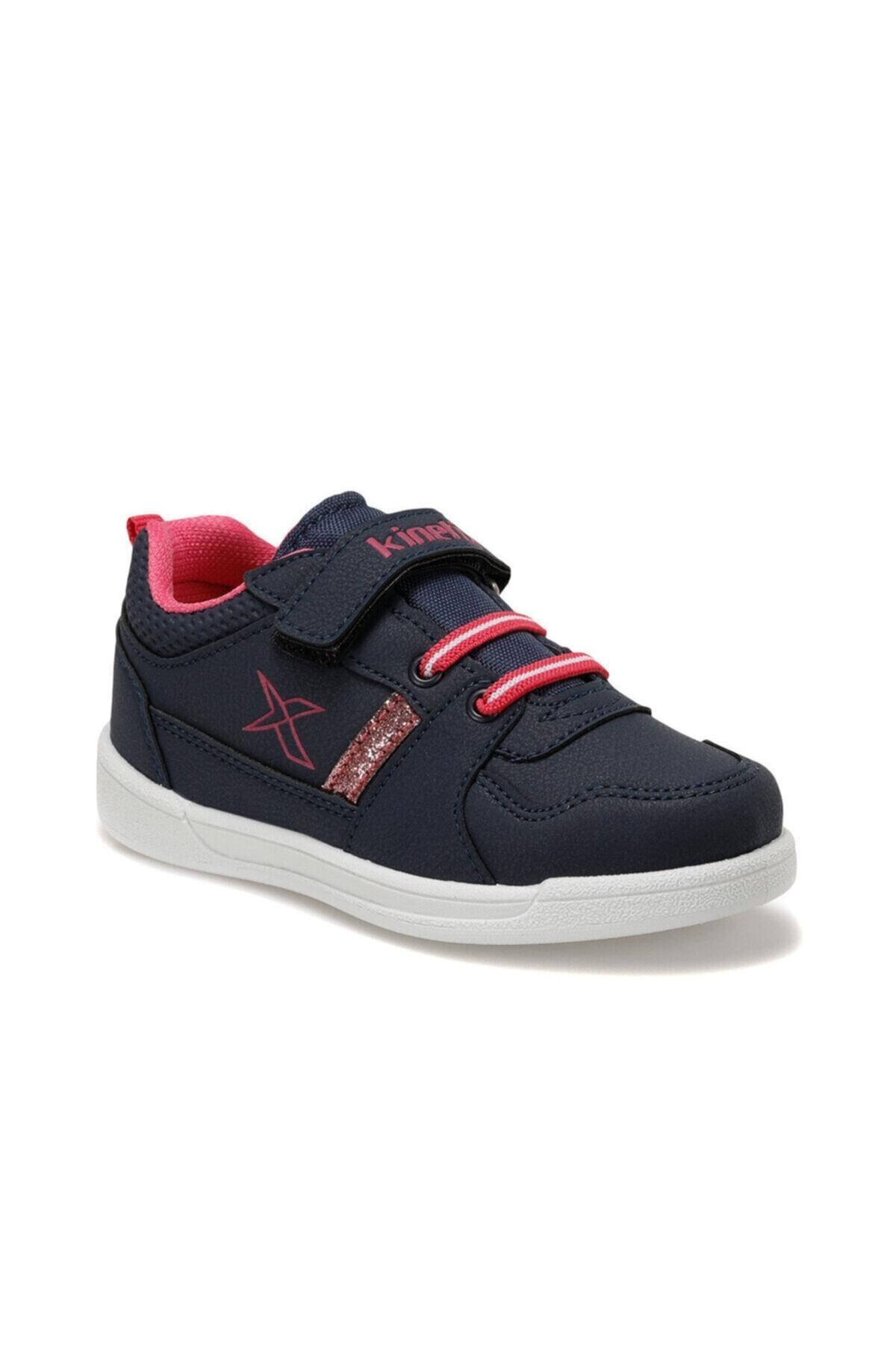 Kinetix ENKOS 9PR Lacivert Kız Çocuk Sneaker Ayakkabı 100425520 1