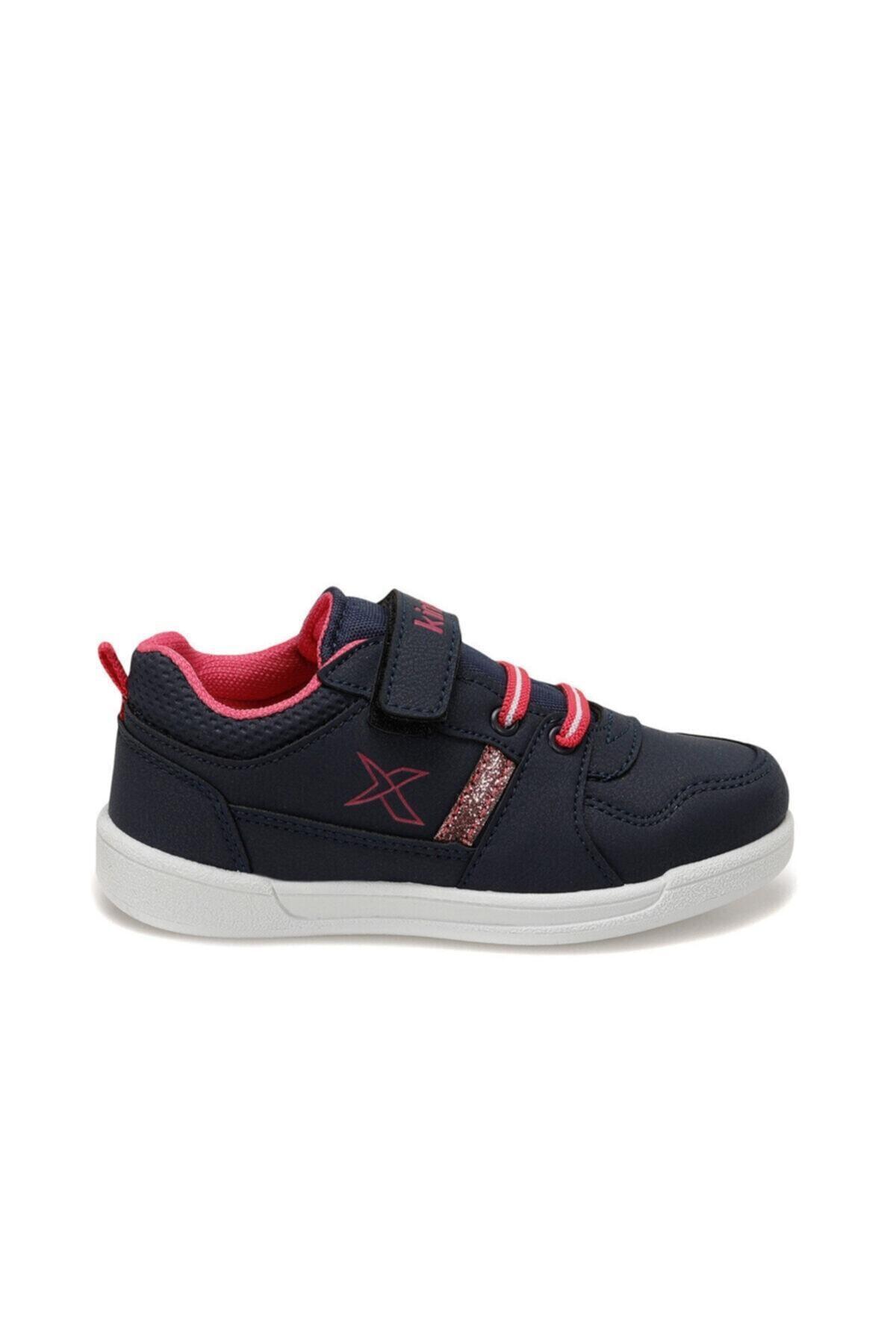 Kinetix ENKOS 9PR Lacivert Kız Çocuk Sneaker Ayakkabı 100425520 2