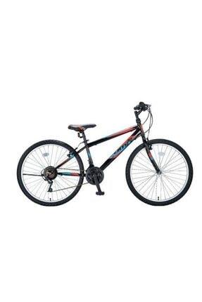 Ümit Bisiklet Siyah-Mavi Explorer 24 V 24 Jant 21 Vites Erkek Dağ Bisikleti - 2433