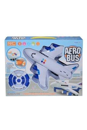 Can-Em Oyuncak Uzaktan Kumandalı Full Fonk. Müzikli Uçak