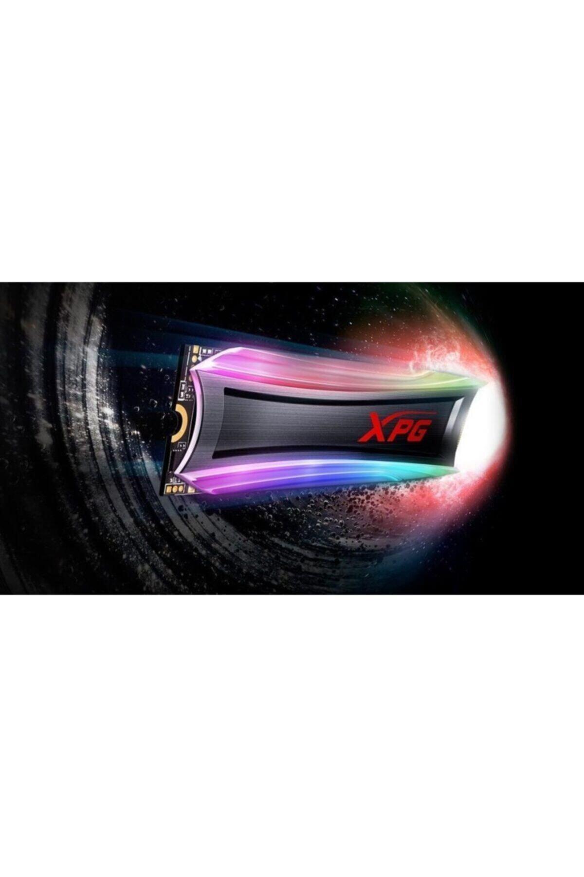Adata Xpg Spectrix S40g As40g-512gt-c Rgb 512 Gb M.2 Ssd 1