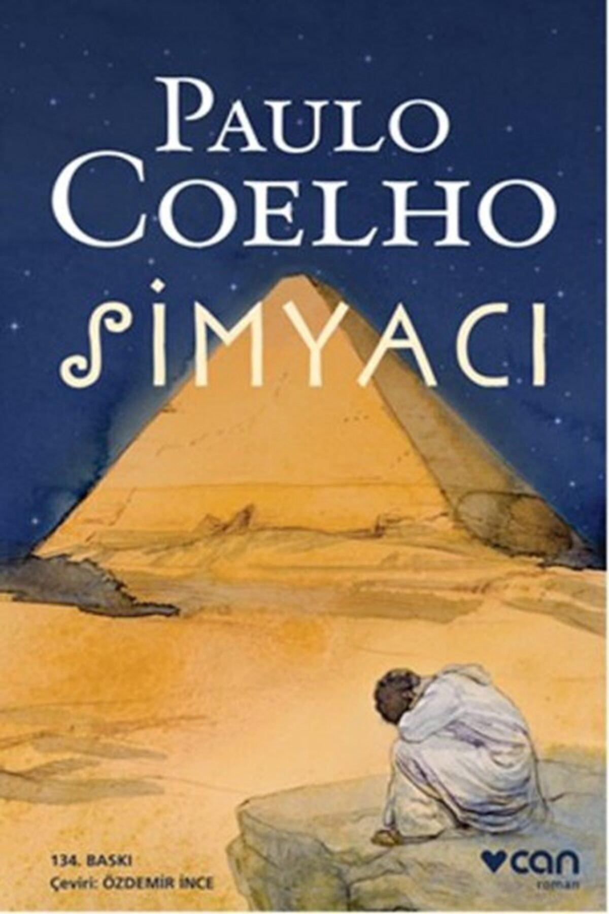 Can Yayınları Simyacı - Paulo Coelho (Ciltsiz) 1