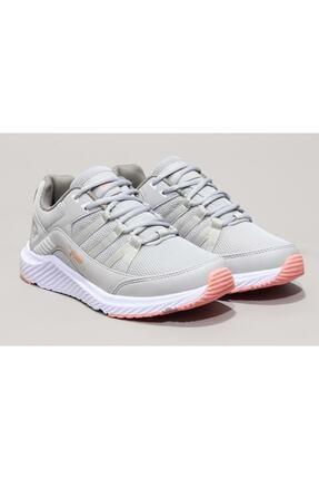 Jump Kadın Gri Koşu Ve Yürüyüş Spor Ayakkabı