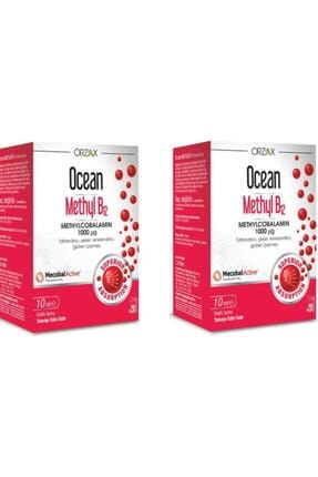 Ocean Methyl B12 1000 mg /10 ml 2 Kutu