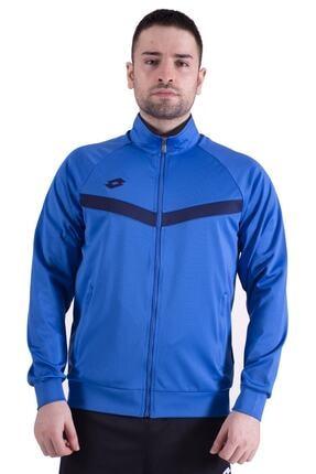 Lotto Saks Mavi Sweatshirt(Fullzip)-marcus Iı Sweat Fz Camp Pl-r8969