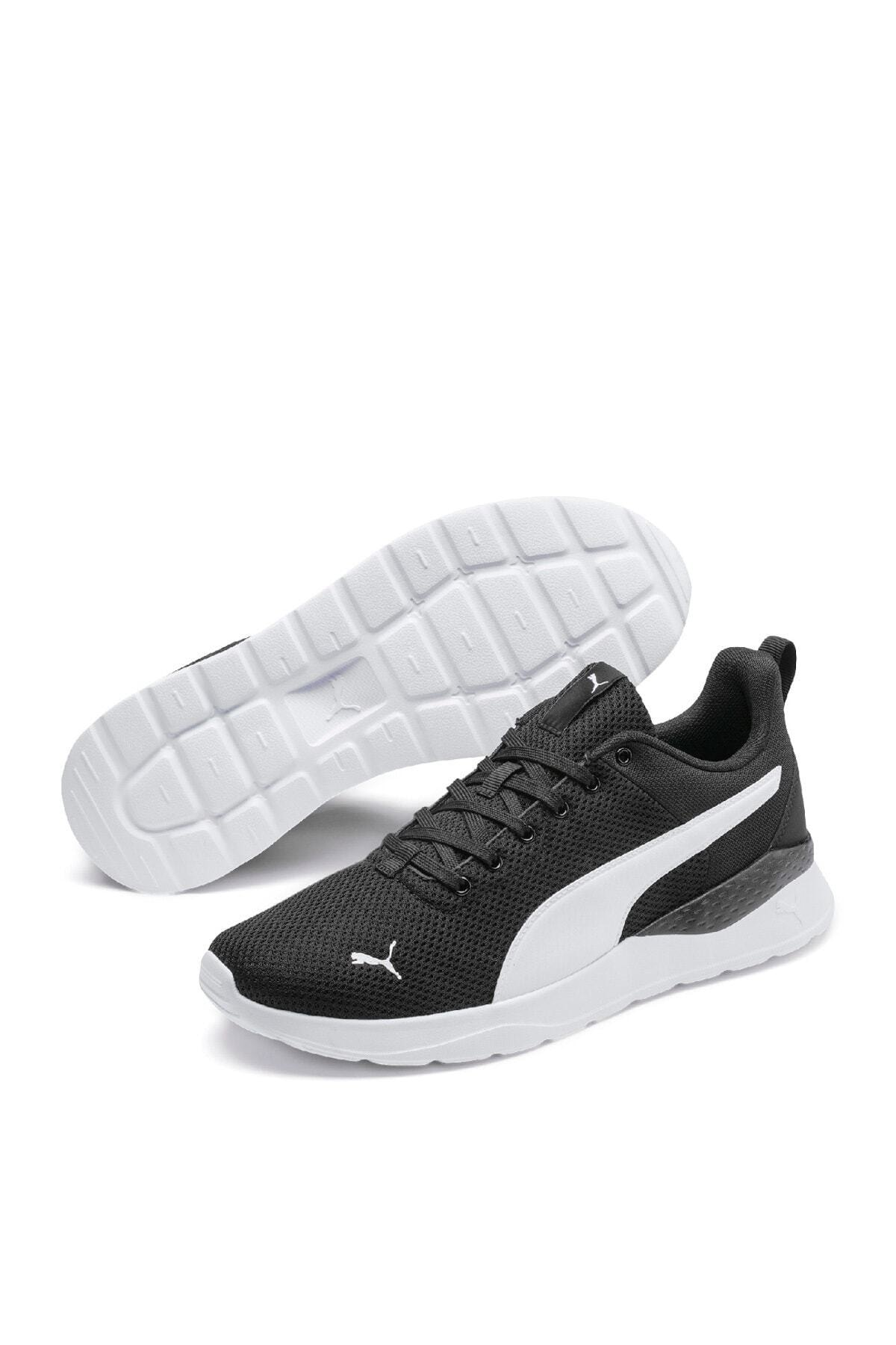Puma ANZARUN LITE Siyah Erkek Koşu Ayakkabısı 100644556 1