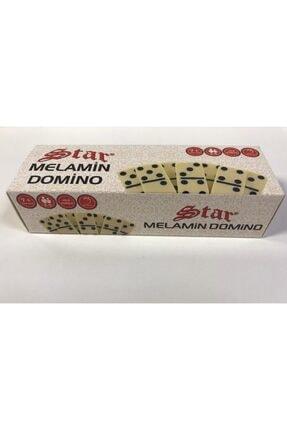 Star Oyun Plastik Kutulu Domino