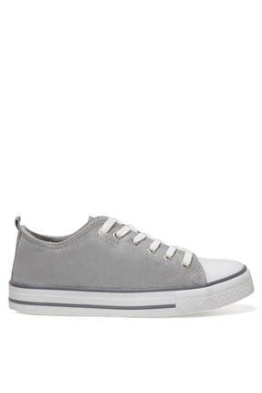 Nine West CONFY 1FX Gümüş Kadın Havuz Taban Sneaker 101031009
