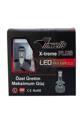 Inwells X-treme Plus Csp Led Xenon (zenon) H11 15000 Lümen