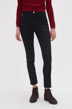 U.S. Polo Assn. Kadın Siyah Spor Pantolon 1080553 Tina 046
