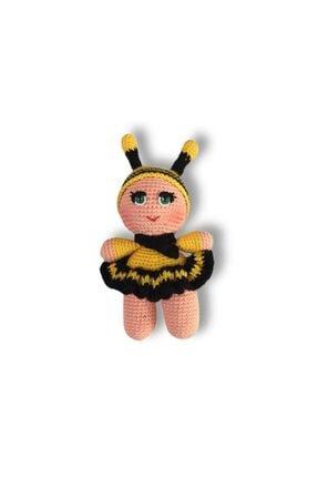 İlmek Bebek Amigurumi El Örgüsü Oyuncak Arı Minik