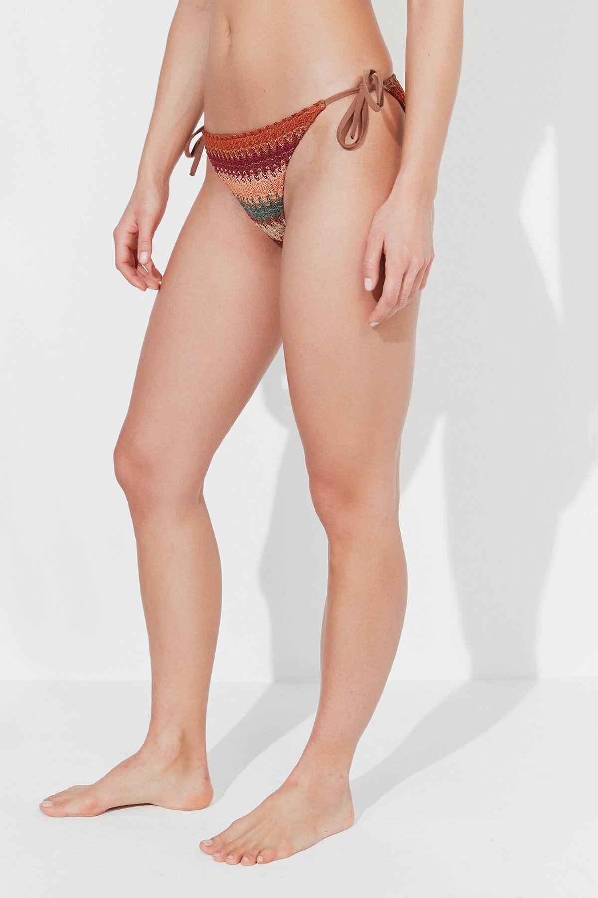 Penti Çok Renkli Buena Bikini Altı 2