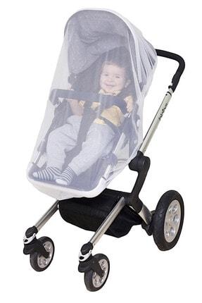 Sevi Bebe Bebek Arabası İçin Sineklik /