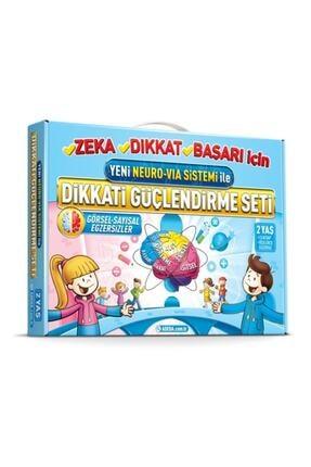 Adeda Yayınları Adeda Dikkati Güçlendirme Seti 2 Yaş Osman Abalı