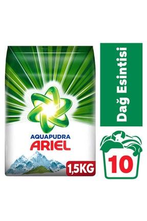 Ariel Toz Çamaşır Deterjanı Dağ Esintisi Beyazlar İçin 1,5 Kg