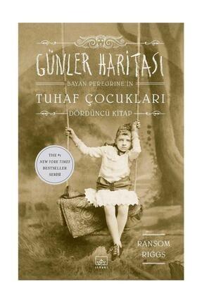 İthaki Yayınları Günler Haritası / Bayan Peregrine'in Tuhaf Çocukları 4