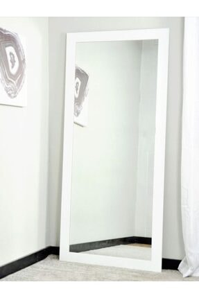 enc home 160x48 Beyaz Boy Aynası