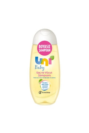 Uni Baby Saç Ve Vücut Şampuanı 200ml