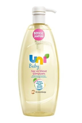 Uni Baby Saç Ve Vücut Şampuanı 700ml