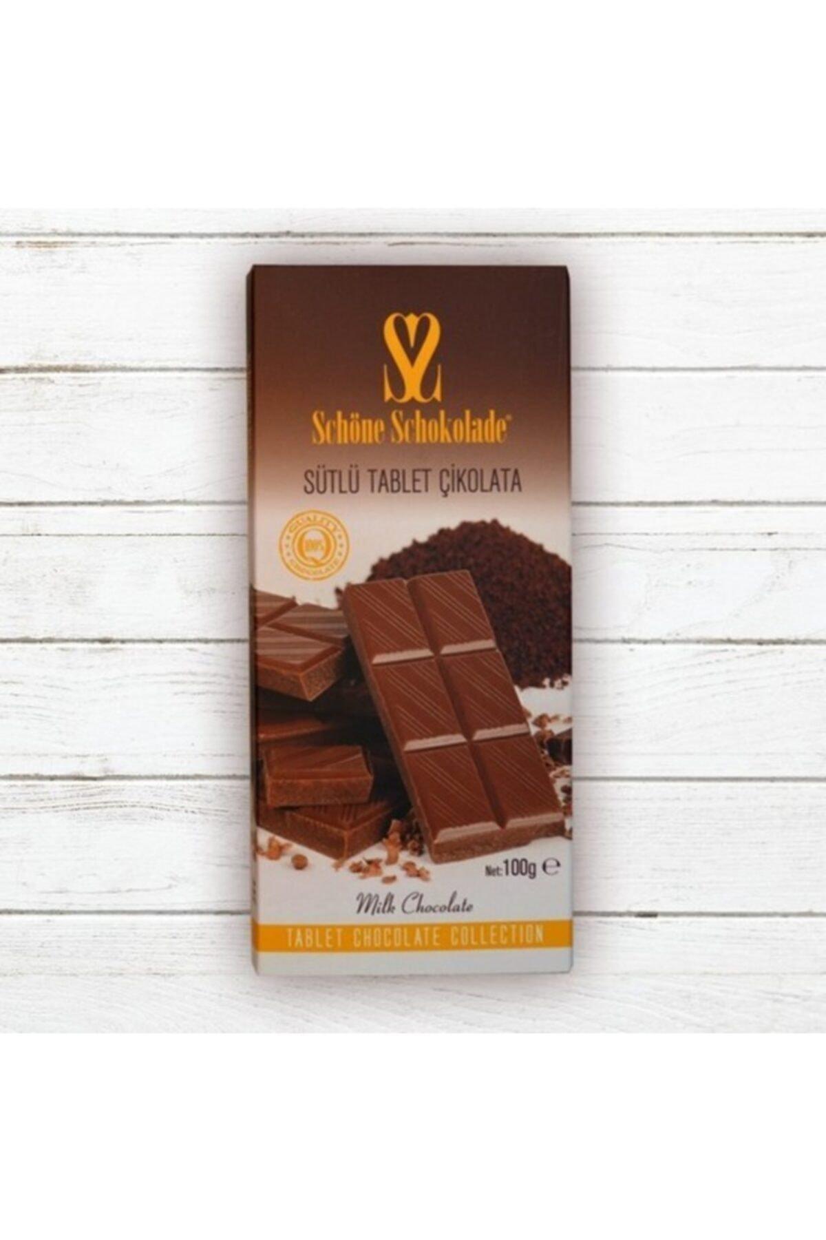 SCHÖNE Sütlü Tablet Çikolata 100 Gr Fiyatı, Yorumları - TRENDYOL