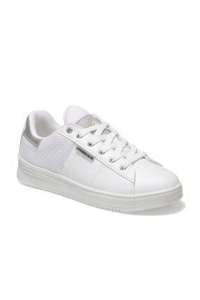 lumberjack ARYA 1FX Beyaz Kadın Havuz Taban Sneaker 100696317