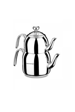 KORKMAZ Droppa Midi Çaydanlık Takımı
