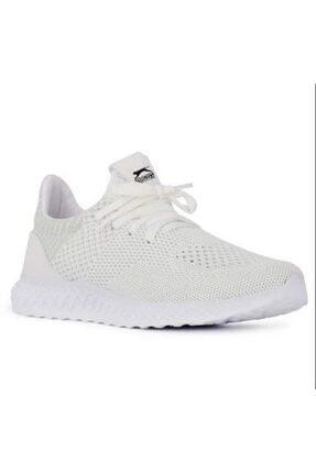 Slazenger Kadın Ayakkabı Beyaz Atomıc Sneaker