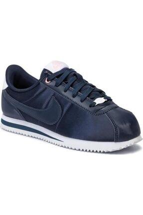 Nike Unisex Lacivert Cortez Basic Txt Vday Av3519 400