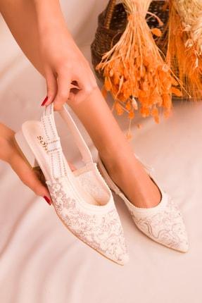 SOHO Ten-Bakır Kadın Sandalet 16233