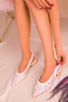 SOHO Ten-Lila Kadın Sandalet 16233
