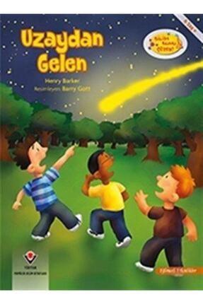 Tübitak Yayınları Uzaydan Gelen / Bilim Bunu Çözer
