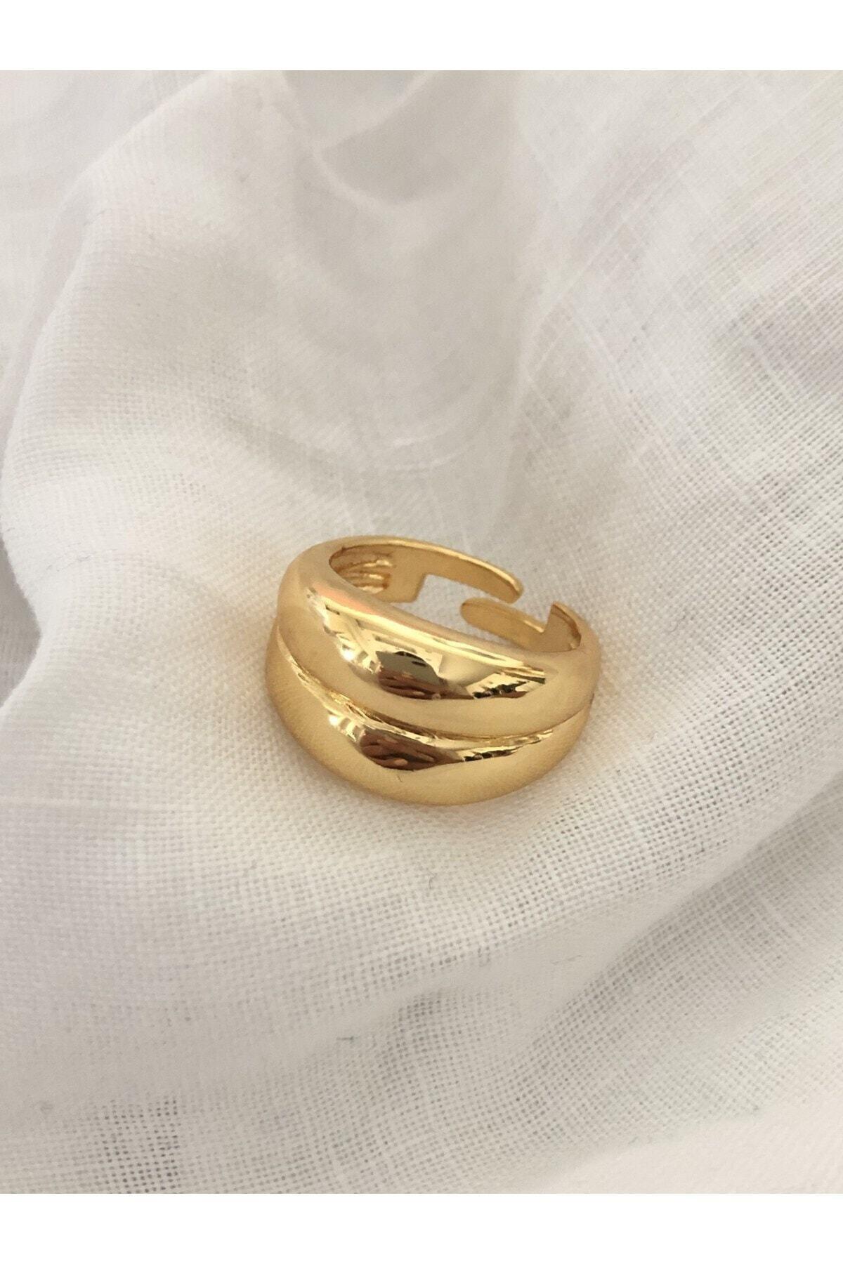The Y Jewelry Bombeli Yüzük 1