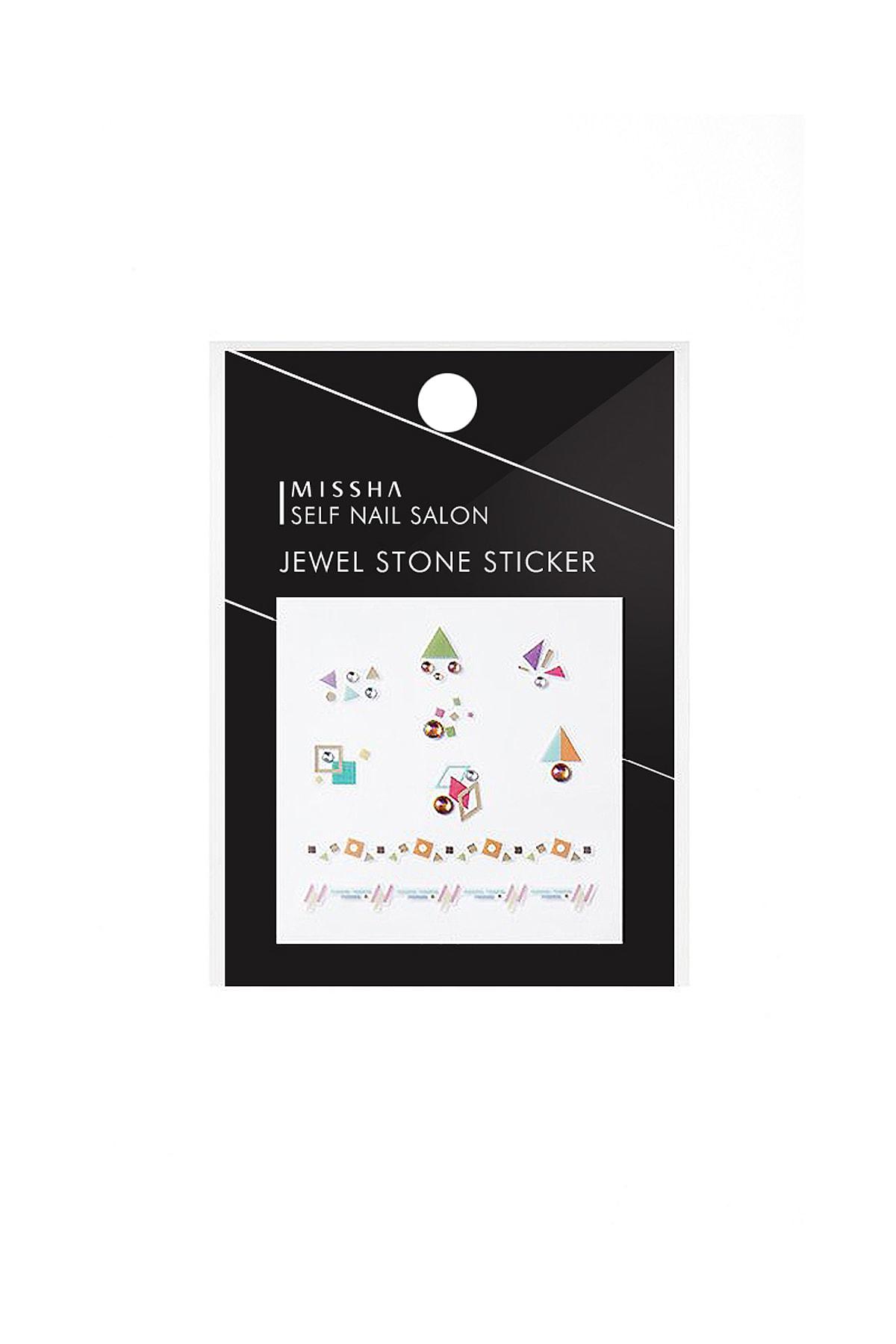 Missha Mücevher Tırnak Süsü Self Nail Salon Jewel Stone Sticker (No.05/Sprinkle)