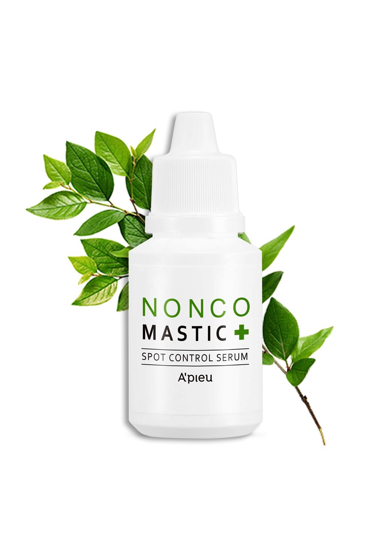 Missha Sivilceli Hassas Ciltler İçin Sakız Özlü Serum 30ml APIEU Nonco Mastic Spot Control Serum