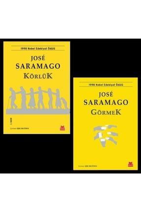 Kırmızı Kedi Yayınevi 1-körlük 2-görmek Jose Saramago 2'li Muhteşem Seti