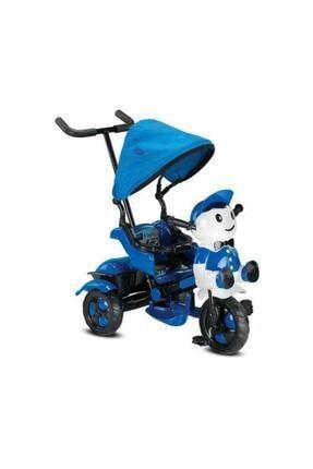 BabyHope Mavi Hope Yupp Üç Tekerli Kontrollü Bisiklet
