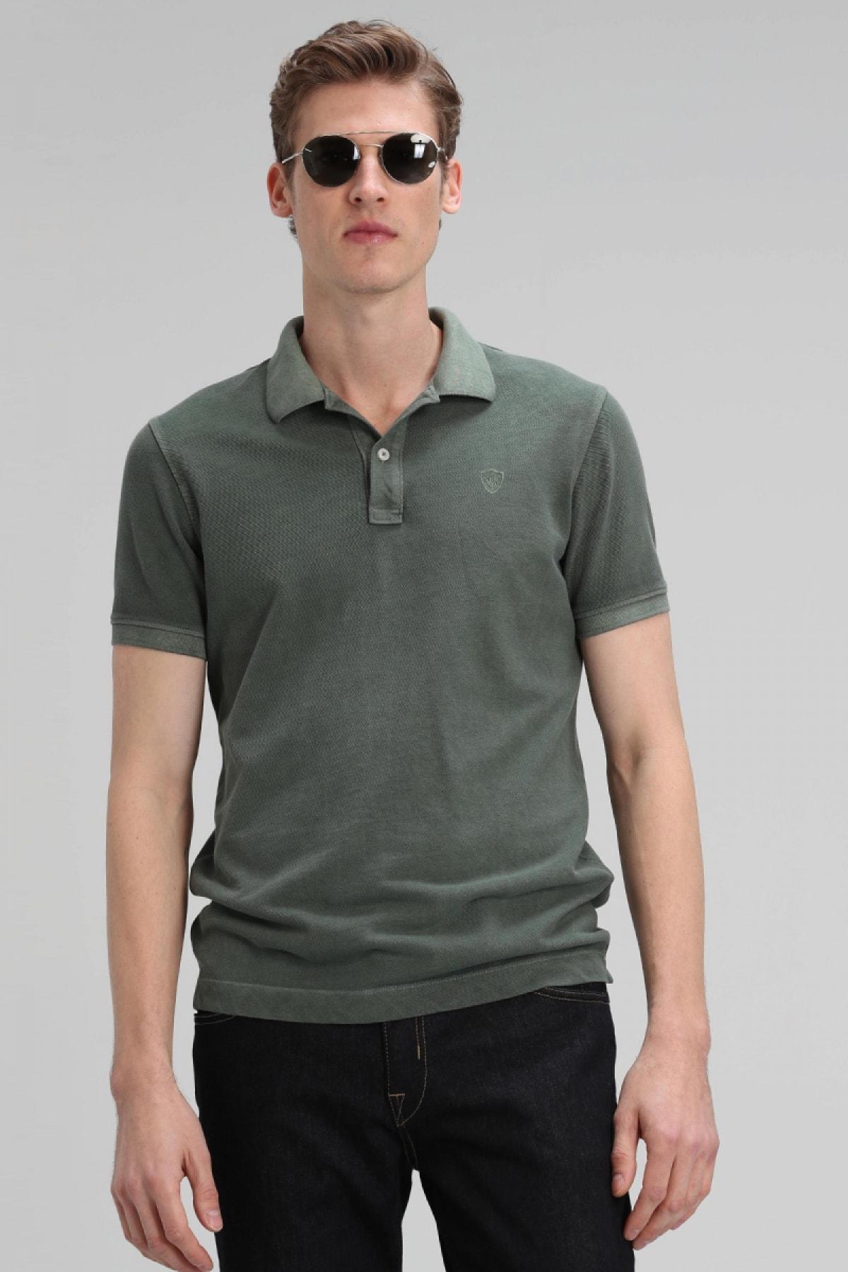 Lufian Vernon Spor Polo T- Shirt