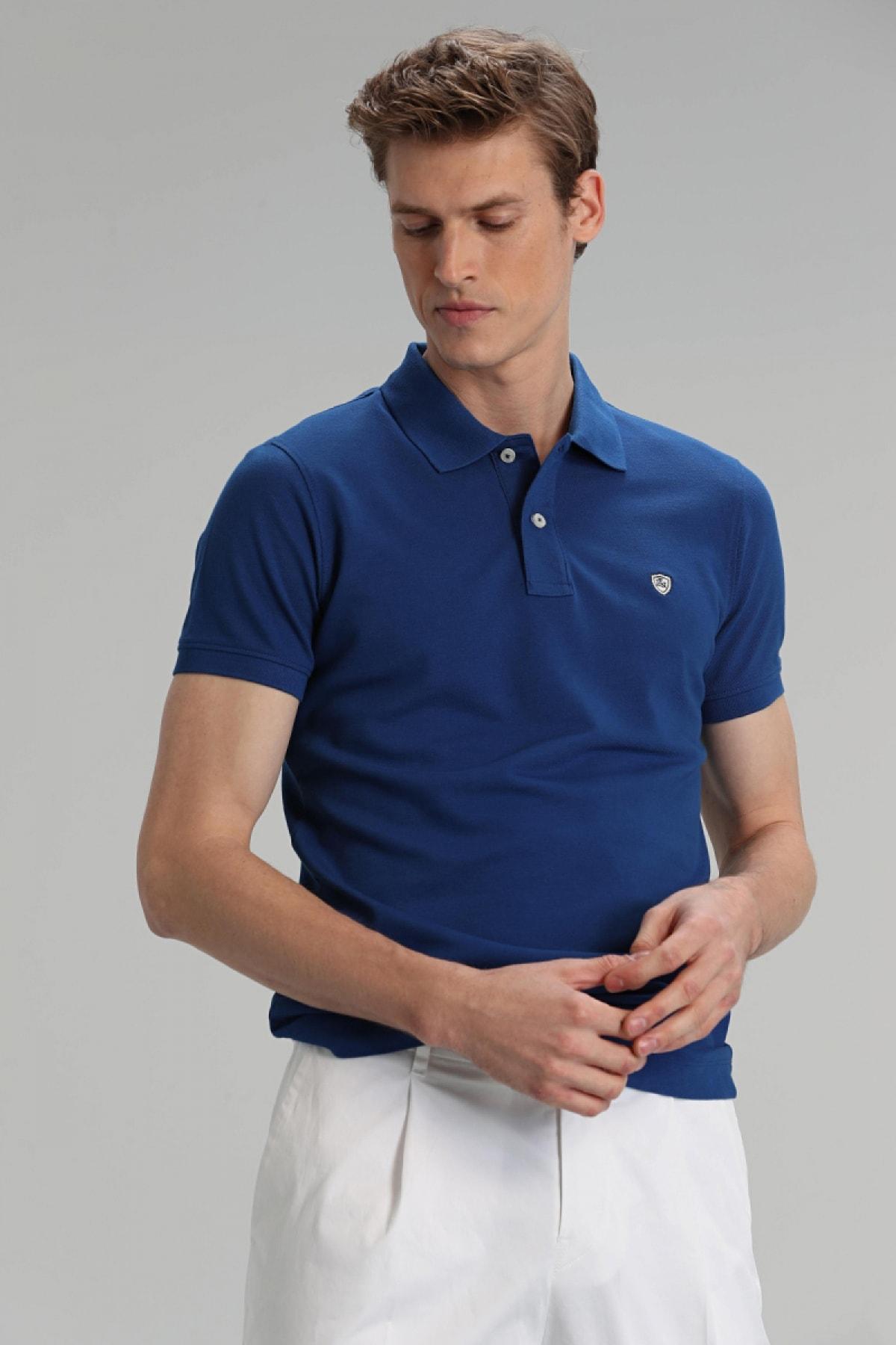 Lufian Laon Spor Polo T- Shirt Saks