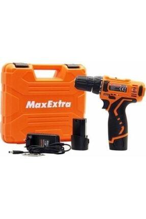 Max Extra Max-Extra MX1215 Çift Akülü Vidalama 12V 1.5Ah