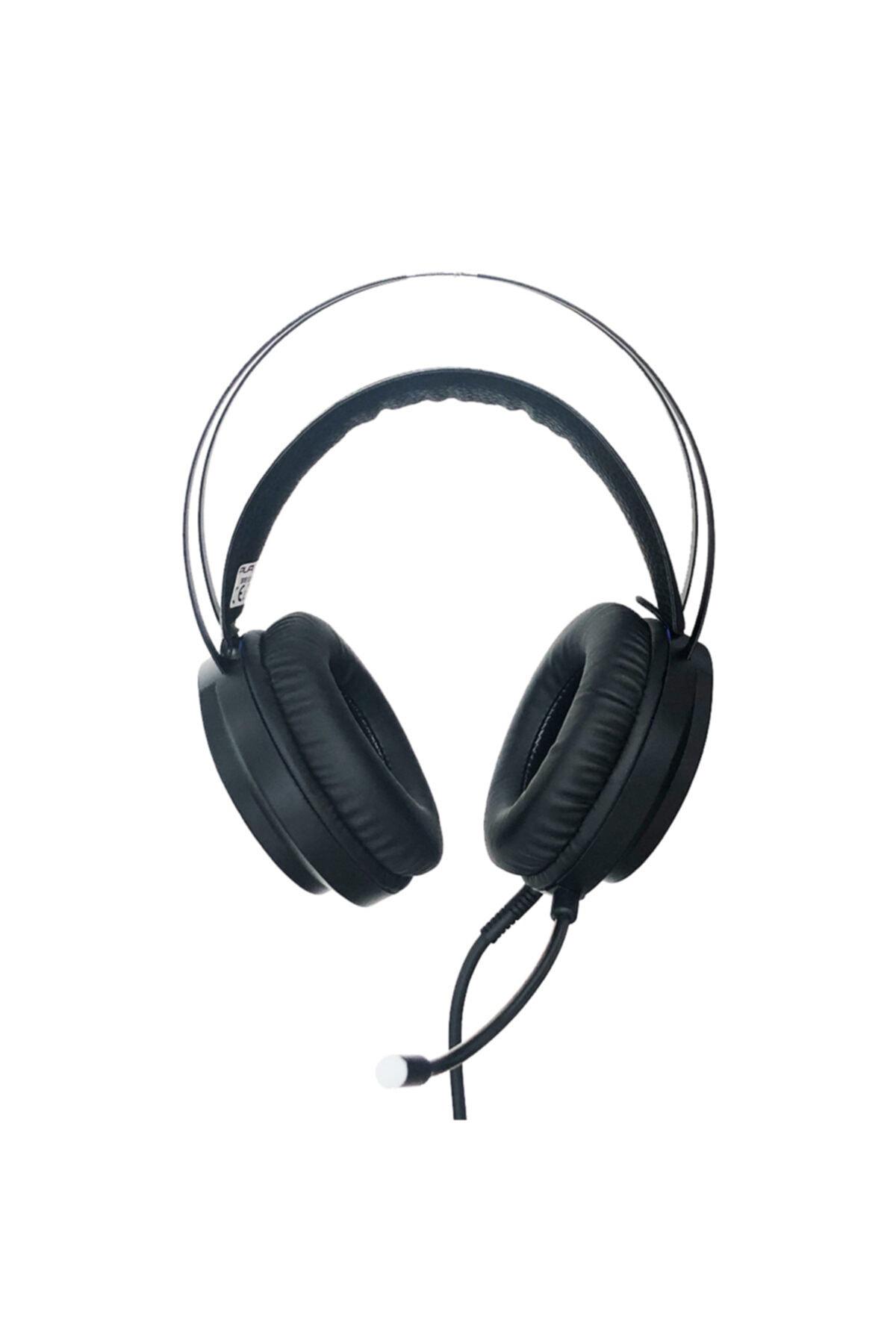Ghost T4-9009 Led Işıklı Mikrofonlu Gaming Oyuncu Kulaklığı 2