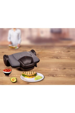 TEFAL Maxi 1800 Tost Makinesi Gri - 9100044307