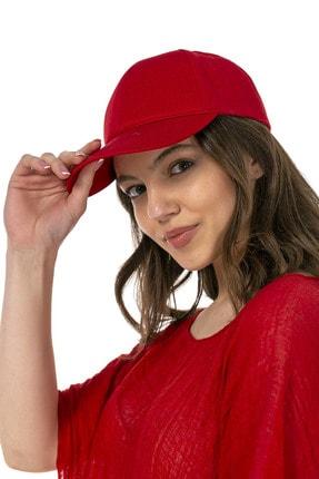 Y-London 13367 Kadın Kırmızı Kep