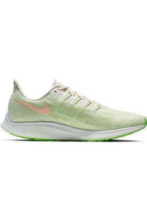 Nike Kadın Yeşil Air Zoom Pegasus 36 Spor Ayakkabı Aq2210-002