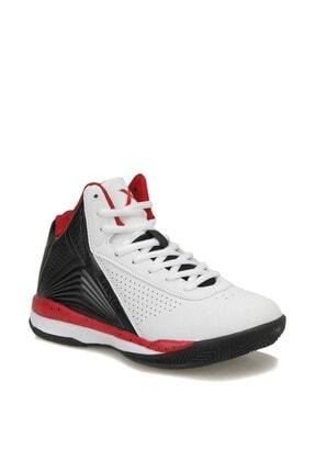 Kinetix POINT Beyaz Siyah Kırmızı Erkek Basketbol Ayakkabısı 100313504
