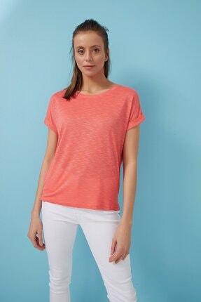Fashion Friends Kadın Kırmızı T-Shirt