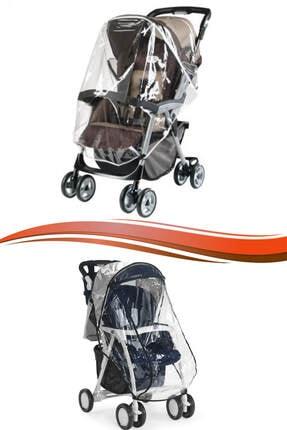 Practika Bebek Arabası Yağmurluğu J81